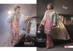 Rangrez Vol No-3 Printed Pakistani Catalog Suit