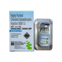 HUCOG 5000IU Injection Highly Purified