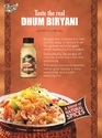Biryani Culinary Essences