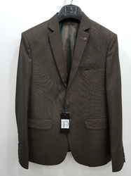 Amador Blue and Green Mens Formal suit