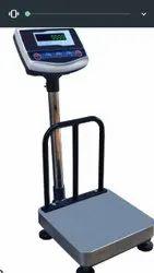 PLATORM WEIGHT MACHINE