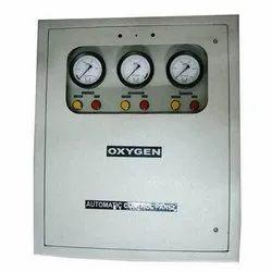Oxygen Control Panel