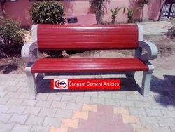RCC Precast Outdoor Cement Benches