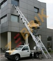 Vehicle Tiltable Tower Ladder