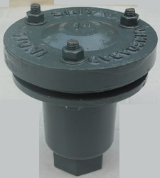 Cast Iron Air Valve Single Acting Threaded