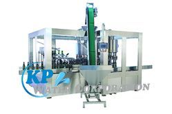 Mineral Water Capping Machine