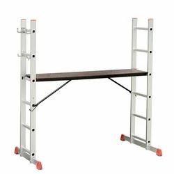 Single Width Aluminium Scaffolding Ladder