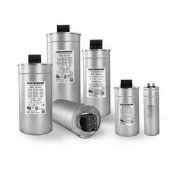 Capacitors Harmonic Filtering