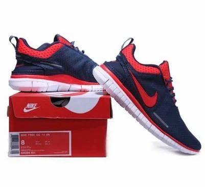 Men Blue Nike Og, Size: 41-45