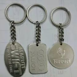 SS Promotional Keyring