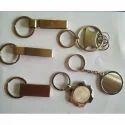 Metal Logo Keychain