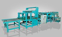 Paper Bundle Wrapping Machine