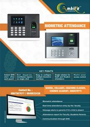 Biometric Attendance Management System
