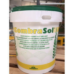 Sambrasol Liquid Shading For Greenhouse Film