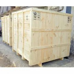 Edible & Non-Edible Rectangle & Square Sea Worthy Packing Box for Shipping, Box Capacity: 1000-2000 Kg