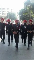 Unarmed Male Event Security Service, in India