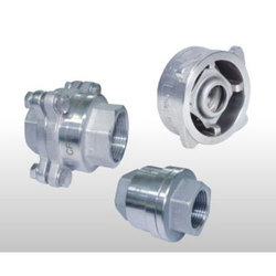 Disc & Wafer Check Valve