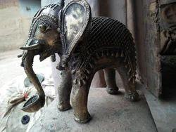 Dhokra Art Brass Decorative Product