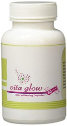 Vita Glow Glutathione Skin Whitening Tablets, Packaging Type: Plastic Bottle
