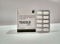 Paracetamol 325 Phenylephrine 5 Cpm Caffeine Tablets