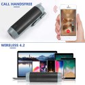 5 In 1 Wireless Speaker With Selfie Stick And Portable Powerbank Of 2000 Mah With Torch