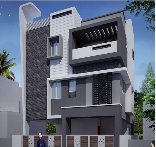 Commercial Building Construction Services In Saibaba Colony