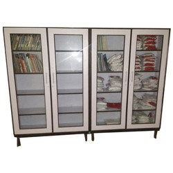 Wooden College Books Cupboard