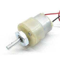 DC Motor Geared (100RPM)