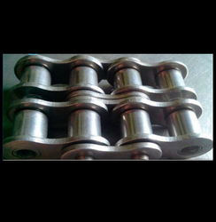 Flange Roller Chains