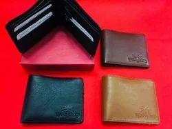 Men Woodland Leather Wallet