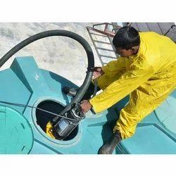 Water Tank Maintenance Service