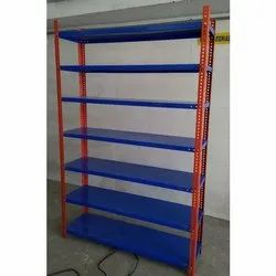 Slotted Angle Steel Racks