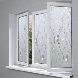 Open Sided Aluminium Window