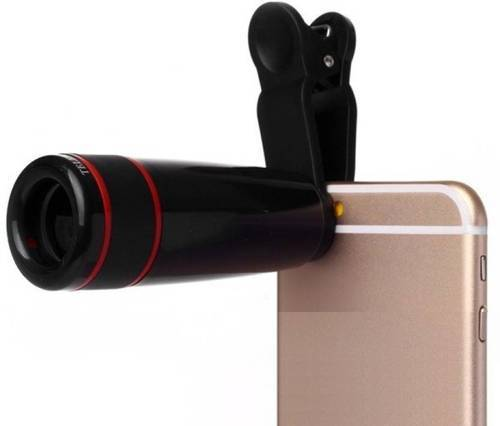 ROQ 8X Zoom Mobile Phone Lens