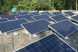 Grid Tied Solar Rooftop System
