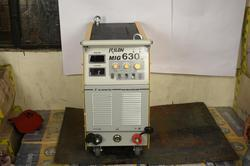 Rilon Automatic MIG 630 Welding Machine