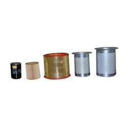 Screw Spare Parts Oil Filters Air Filters Separator