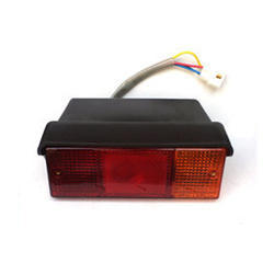 Tractor Plastic Tail Lamp