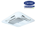 3 Star Carrier R-410a Cassette Air Conditioner, Capacity: 1.5 Tr (5100 W), Rotary/scroll