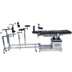 Orthopedic Attachments C Arm Compatible Electric OT Table