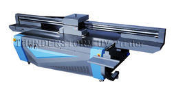 Digital Flatbed Glass Printer