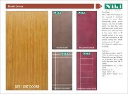 Atravesar Domar Loco  Niki Brown Flush doors, for Home, Rs 2500 /81