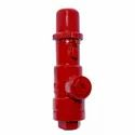 CISRS (Cast Iron Safety Relief Valves Screwed Connection)