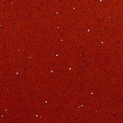 Fire Red Vinyl Flooring