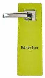 Cardboard Leather Door Handle Tag, Packaging Type: Packet