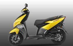 Matte Yellow Tvs Ntorq 125 Rs 59687 Piece Patel Tyre House Id