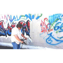 Anti Graffiti Wall Coating