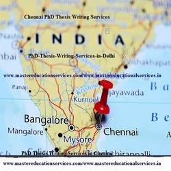 LLM Dissertation Writing Services In Chennai