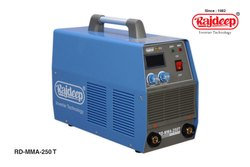 Rajdeep RD MMA 250T Single and Two Phase Inverter Welding Machine