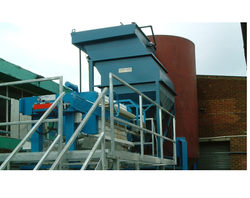 Effluent Treatment Plant - 15000 Lits.(15 KLD)